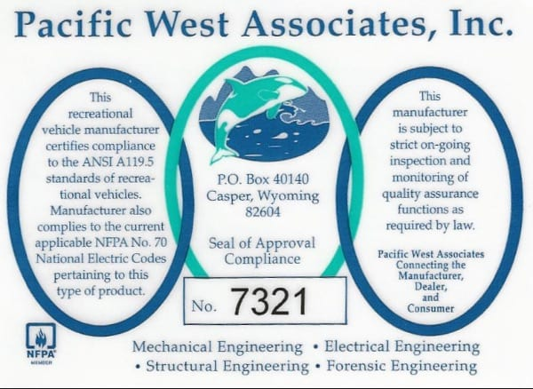 Who Is Pacific West Associates?