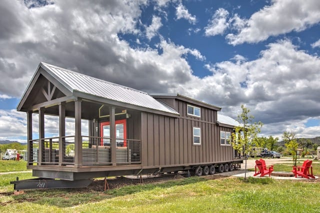 Sprout Preferred  Builder: Tiny Homes At River Run