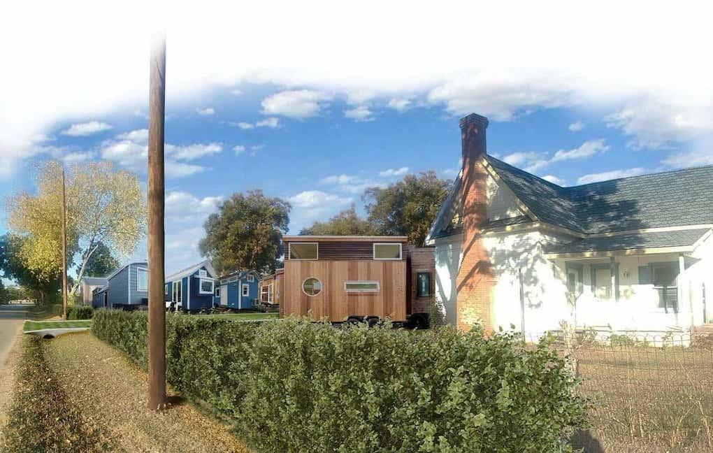 Groundbreaking Lake Dallas Tiny Home Village Opens