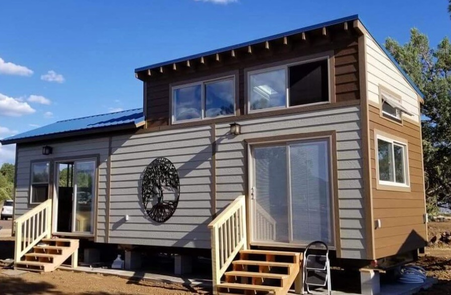Raffle For LuxTiny Home : $80.00