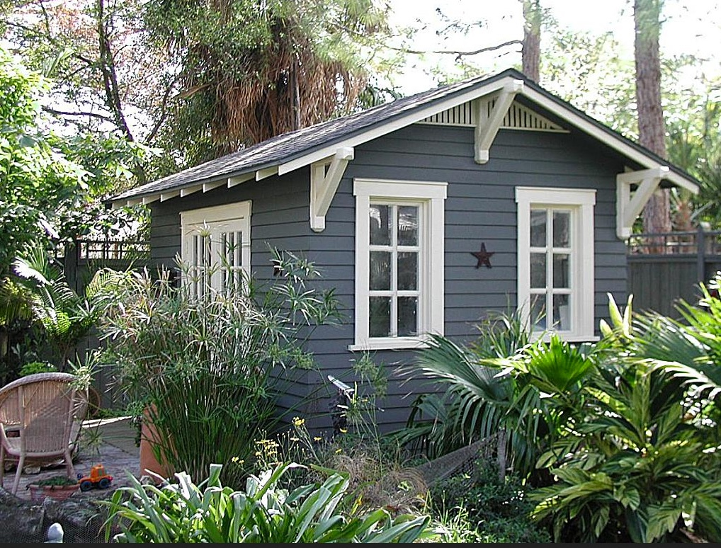 Historic Shed
