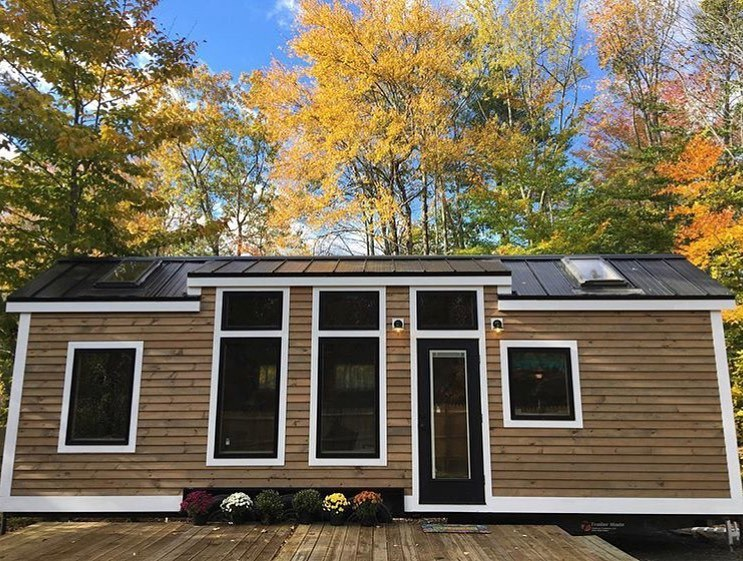 Tiny Homes Of Maine Joins THIA