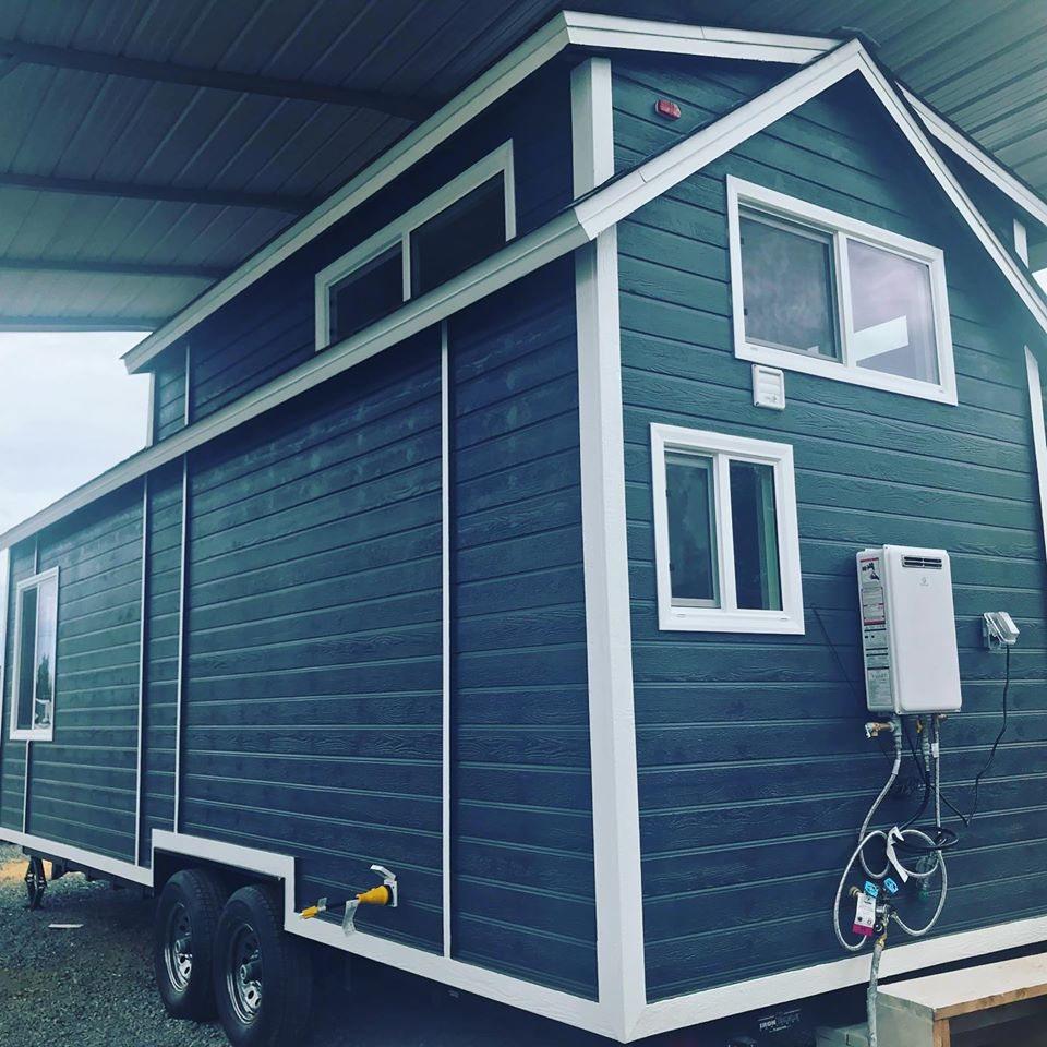 Pacifica Tiny Homes