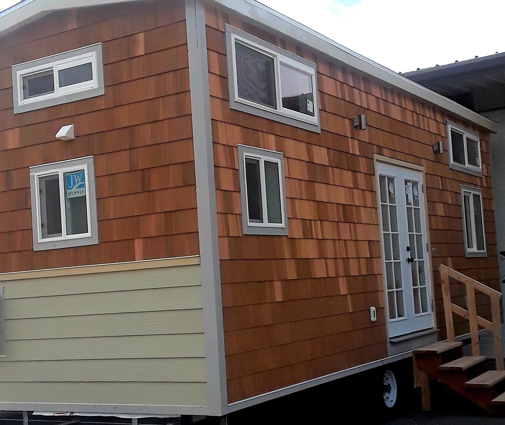 Certified Park Model Tiny Home As DADU In Lynnwood