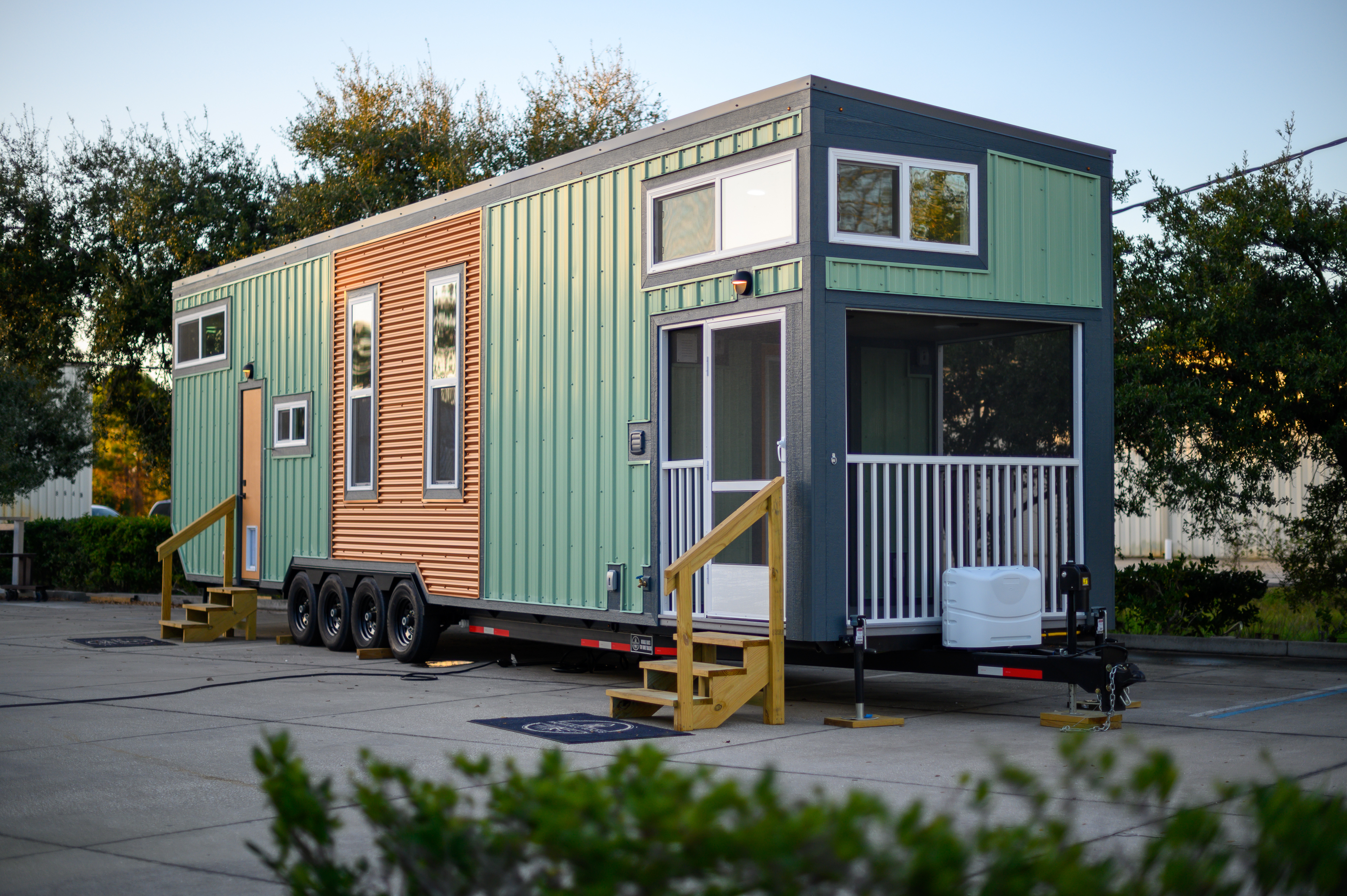 Movable Roots Tiny Homes