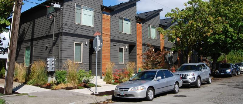 Portland City Council Adopts The Residential Infill Project