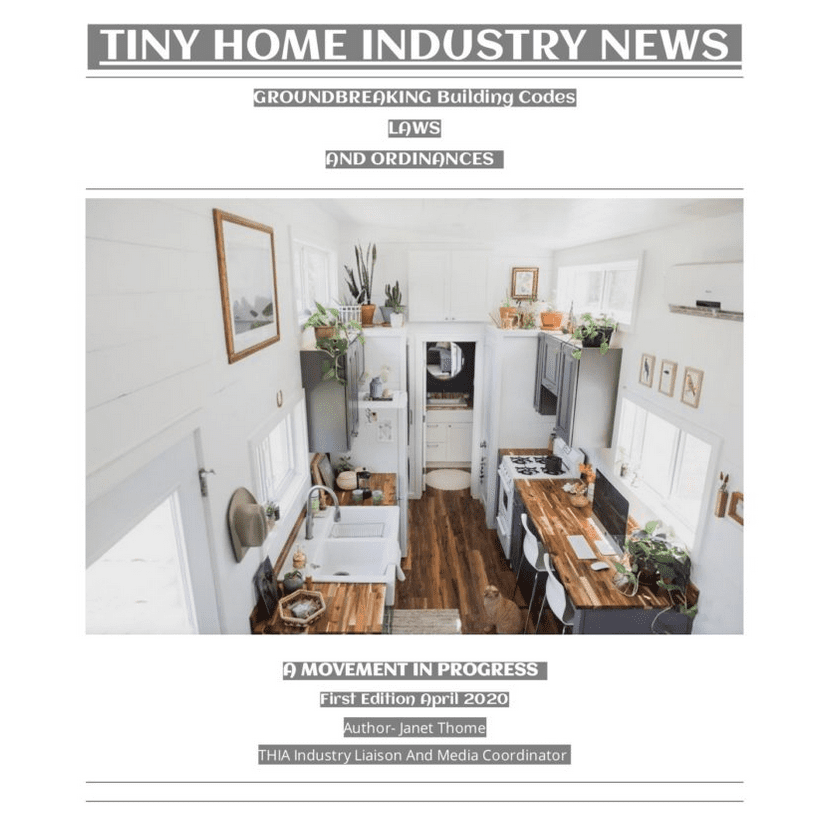 Tiny Home Industry News