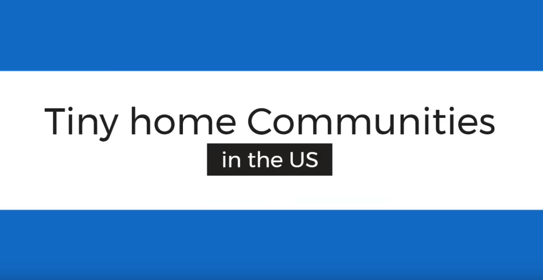 Tiny Home Communities In The US