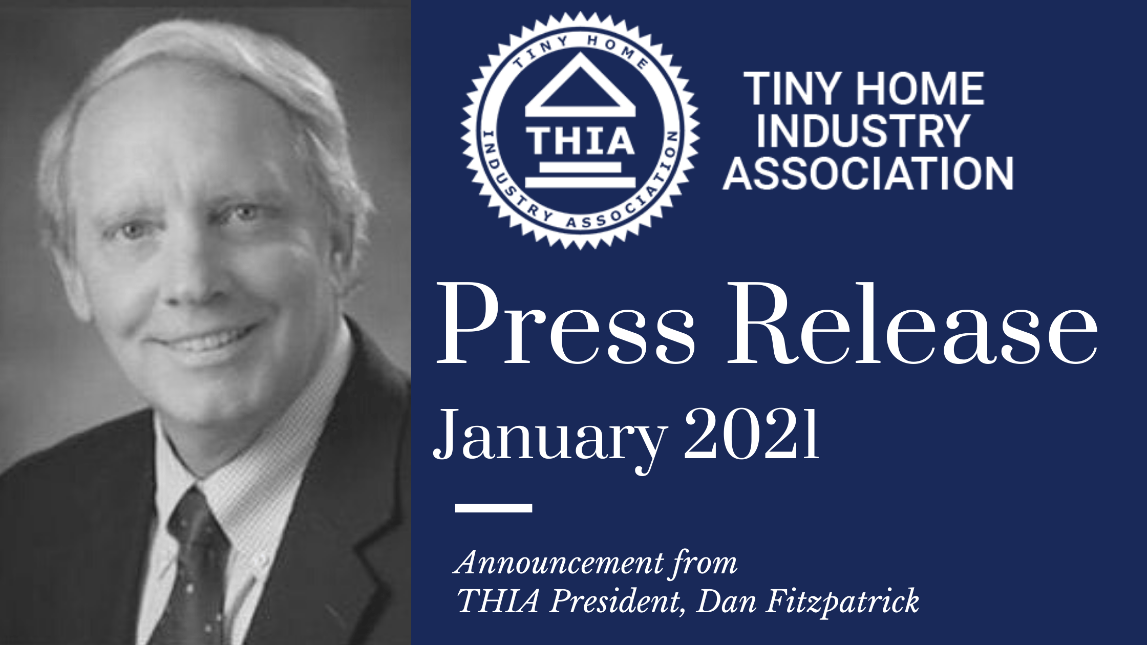 Tiny Home Industry Association Brings on a New Director